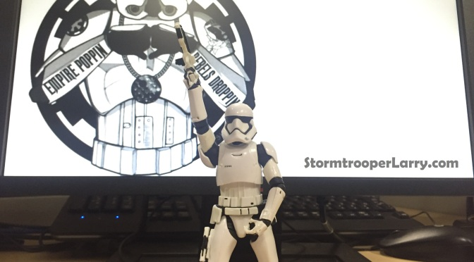 Size Matters Not: A Review of the Black Series Stormtrooper