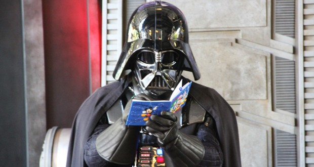 Darth Vader Tries to Change his Name