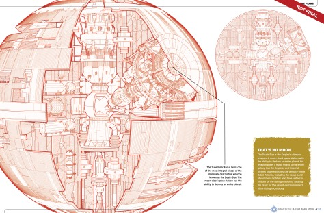 rogue one leak death star
