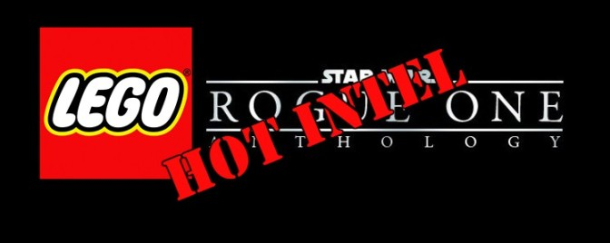 Rogue One: Rumored Lego Sets for U-Wing, TIE Striker, Huge Shuttle and Unknown Speeder!