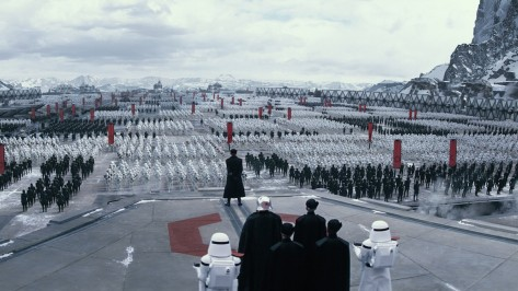 starkiller base speech
