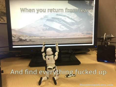 stormtrooper larry leave