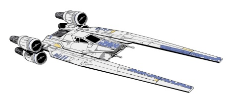 u-wing rogue one