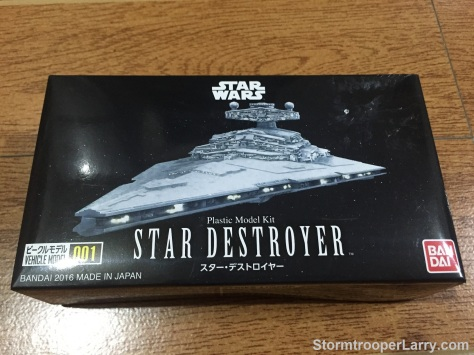 bandai star destroyer - Copy