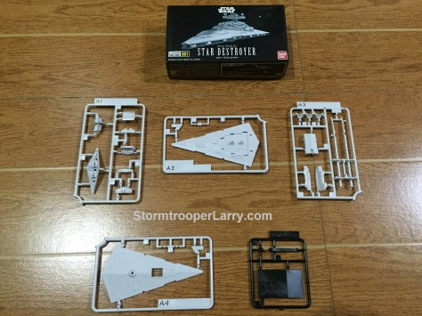 bandai star destroyer review