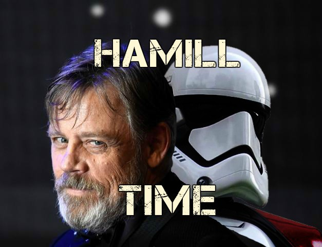 Hamming it up with Hamill: The Latest on Episode 8's Luke Skywalker