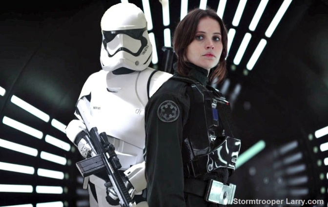Rogue One: Analyzing the New Characters from the EW Reveal