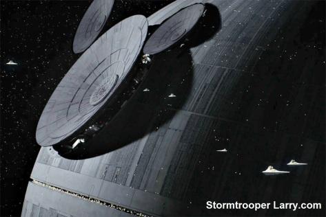 rogue one death star leak