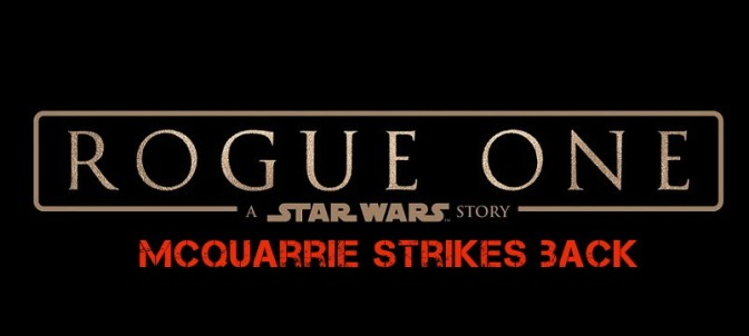 Rogue One: Chris McQuarrie Denies Involvement in Reshoots