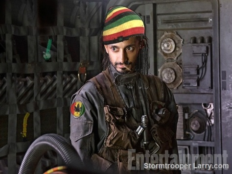 rogue one riz ahmed leak funny
