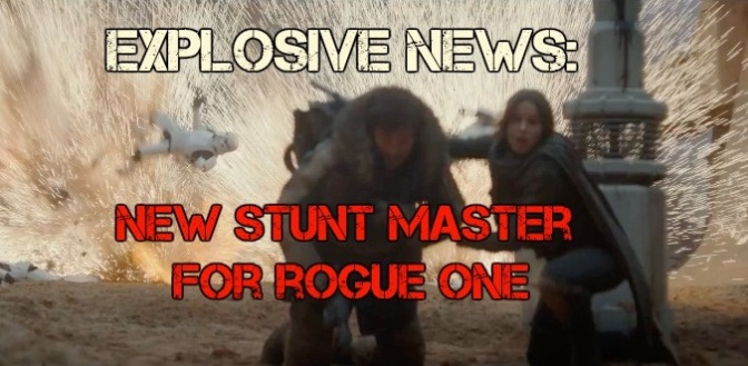 Rogue One Reshoot: Famous Stunt Coordinator Brought Onboard