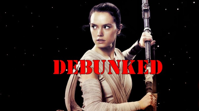 "EXCLUSIVE: The Truth Behind the Licensed ""Rey Skywalker"" Painting"