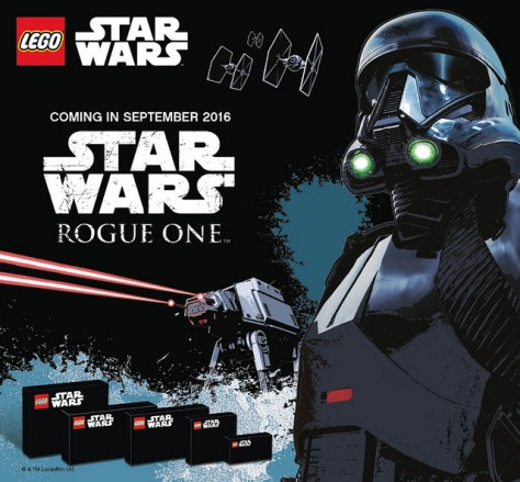 lego rogue one star wars 2016 catalog