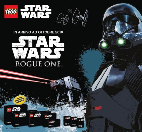 lego star wars rogue one catalog 2016