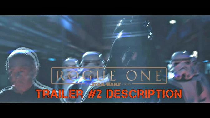 rogue one trailer 2 star wars leak celebration